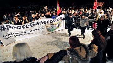 """11-01-2017 16:12 """"Nadszedł czas na zjednoczenie wyspy"""". Juncker o Cyprze"""