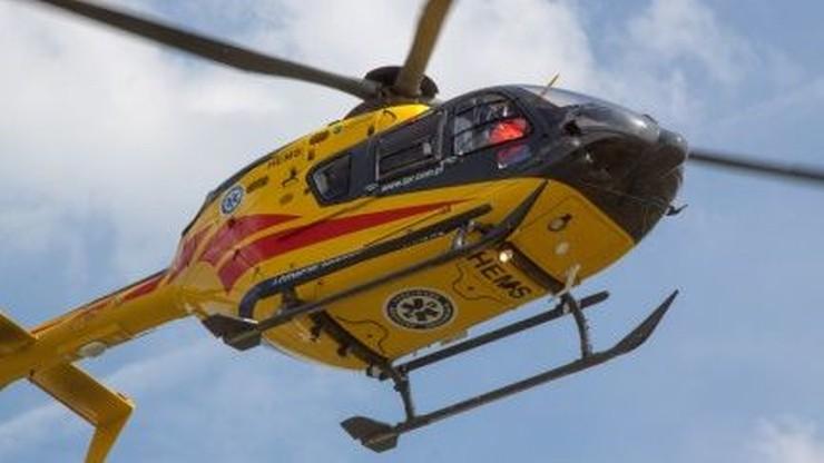15-miesięczne dziecko wypadło z okna w Myszkowie