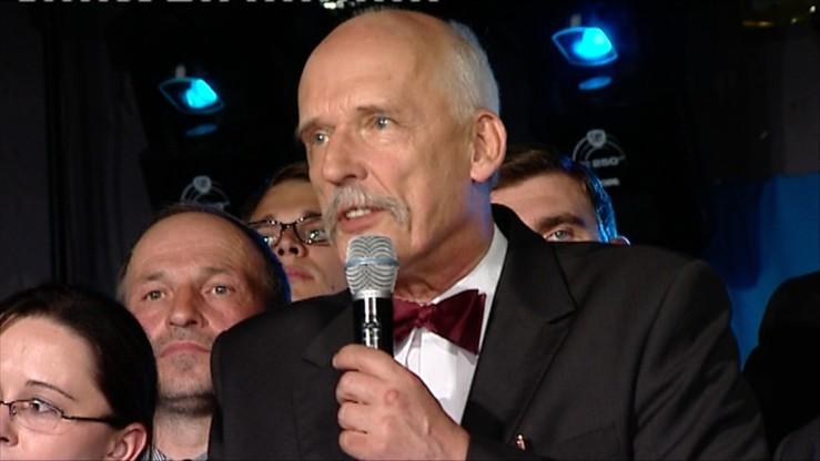 Szef PE rozpoczyna dochodzenie przeciwko Korwin-Mikkemu za seksistowskie uwagi