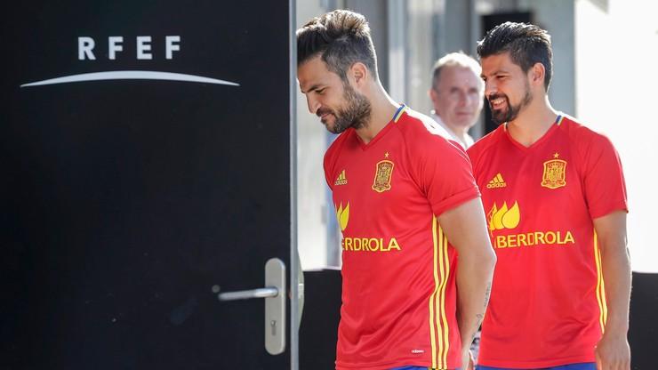 Kompromitacja towarzyska Hiszpanów
