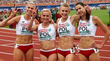 2016-07-09 Kobieca sztafeta 4x400 m pobiegnie w finale