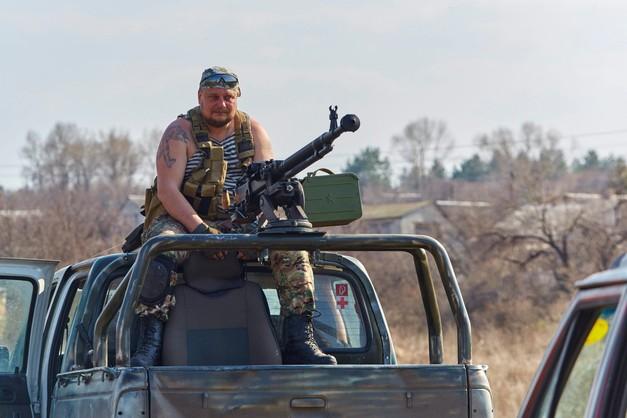 Separatyści ogłaszają jednostronne zawieszenie broni w Donbasie
