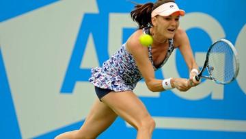 24-06-2016 14:34 Wimbledon: Ukrainka Kozłowa pierwszą rywalką Radwańskiej