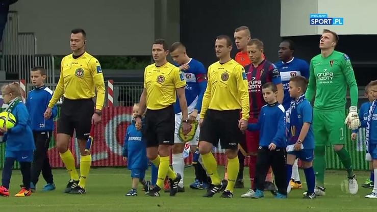 Puszcza Niepołomice - Pogoń Szczecin 1:2 (0:1). Skrót meczu