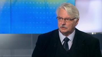 Waszczykowski: chcemy rozwinąć stosunki gospodarcze z Niemcami
