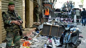 16-11-2015 06:11 Liban: 11 osób zatrzymanych w związku z zamachami w Bejrucie