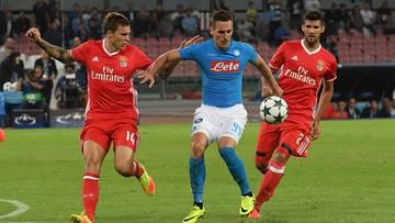 2016-09-28 LM: gol i asysta Milika, wysokie zwycięstwo Napoli. Zadyszka Lewandowskiego i Bayernu
