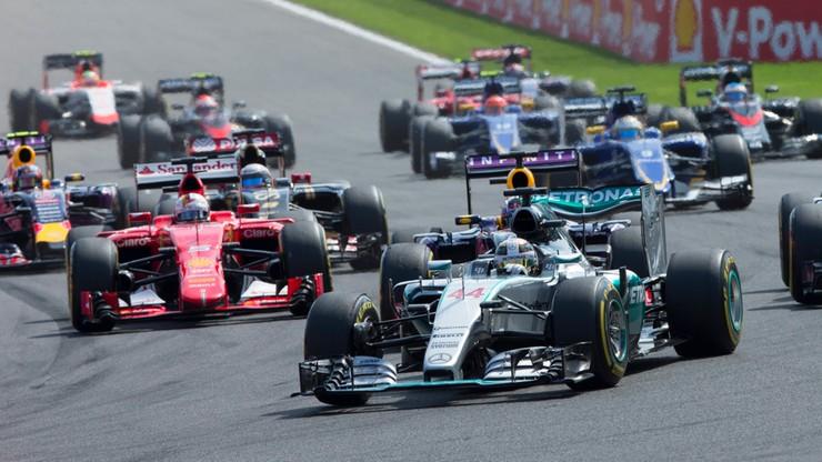 Hamilton wygrał Grand Prix Belgii