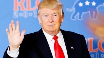 06-07-2016 10:57 Trump o Husajnie: wiecie, co robił dobrze? Zabijał terrorystów
