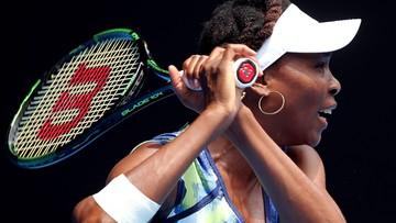 19-01-2016 05:14 Venus Williams kończy udział w Australian Open