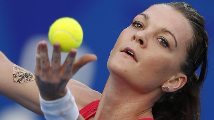 WTA Shenzhen: Radwańska - Friedsam. Transmisja w Polsacie Sport