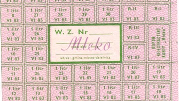"""27-04-2016 09:24 """"Życie na kartki - kartki na życie…"""" - krakowska wystawa o reglamentacji towarów"""