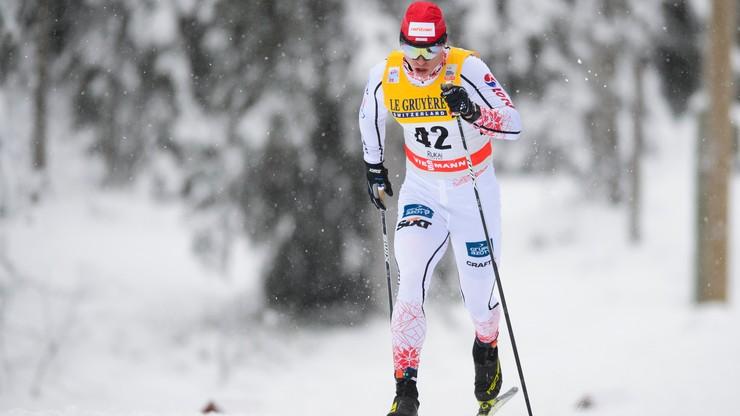 PŚ w biegach: Staręga odpadł w ćwierćifnale sprintu