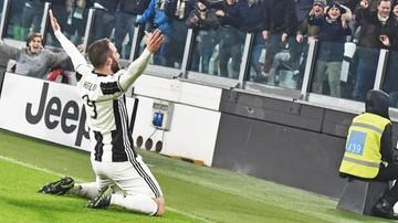 2016-12-17 Szczęsny nie powstrzymał Juventusu. Rośnie przewaga mistrzów Włoch