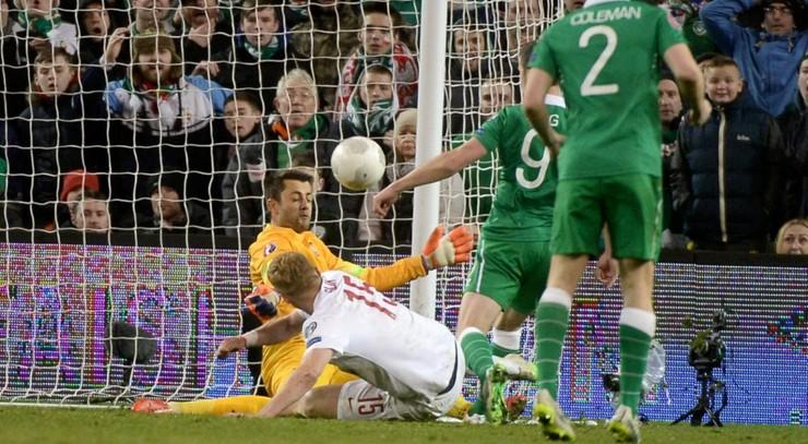 Irlandia z żądzą rewanżu za porażkę w Glasgow
