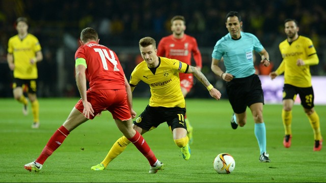 Piłkarska LE: remis Borussii Dortmund z Liverpoolem