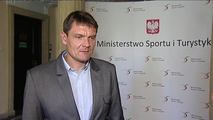 Minister Sportu: Medaliści IE zostaną nagrodzeni