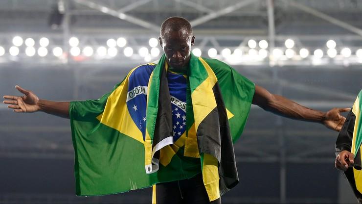 Rio 2016. Usain Bolt: Jestem największy