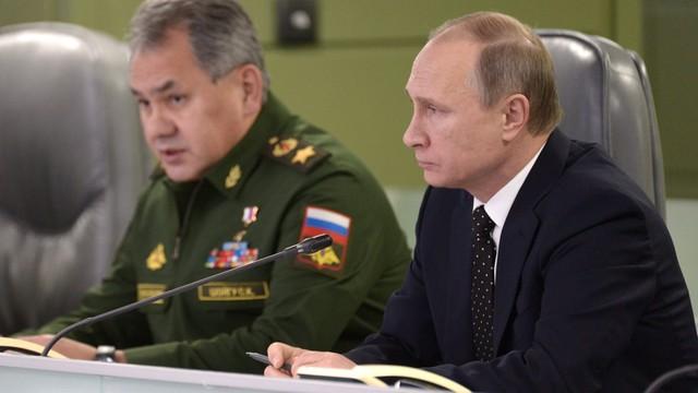Putin tworzy komisję do walki z finansowaniem terroryzmu