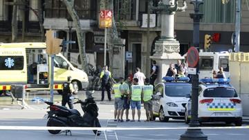 """17-08-2017 18:39 """"Potężny huk, krzyk, panika"""". Senator PiS był świadkiem wydarzeń w Barcelonie"""