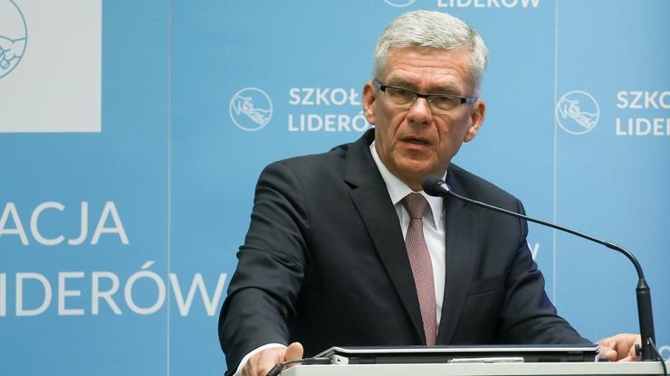 Karczewski ws. reprywatyzacji: nie wykluczam komisji śledczej