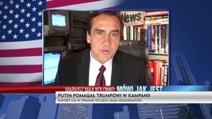 Putin pomagał Trumpowi w kampanii. Raport CIA w sprawie wycieku maili demokratów