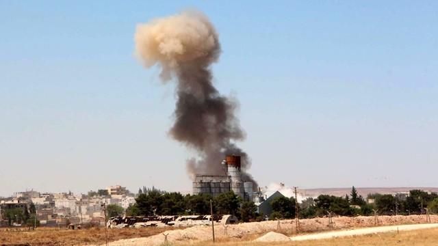 Siły kurdyjskie na powrót odbiły Kobane z rąk IS