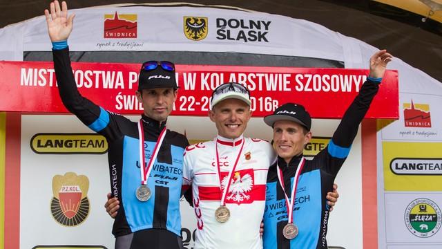 MP w kolarstwie – zwycięstwo Rafała Majki