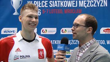 2016-02-06 Nadzieja reprezentacji Polski: Pierwszy raz zderzyliśmy się z taką ścianą