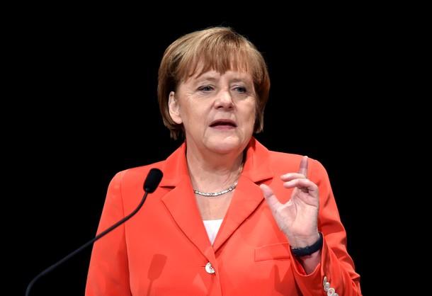 Merkel: kryzys na Ukrainie może spowodować pożogę w Europie