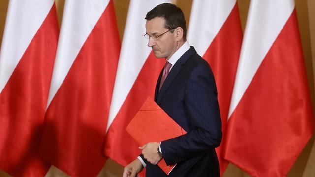 Morawiecki: ani razu nie było dr. Berczyńskiego przy negocjacjach ws. caracali