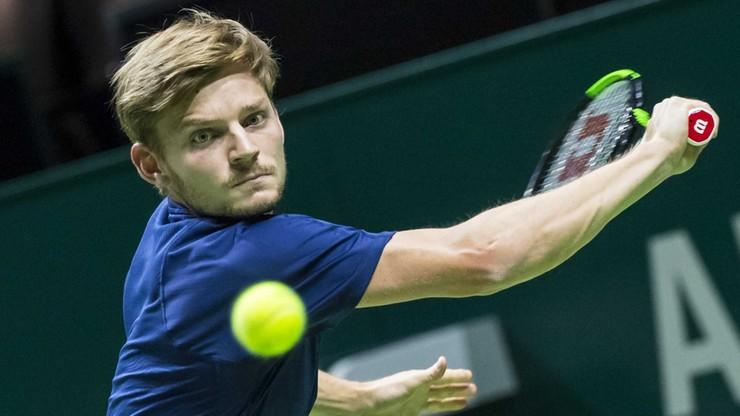 Turniej ATP w Rotterdamie: Goffin i Tsonga w finale