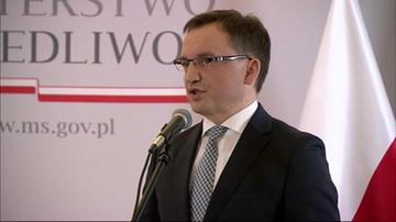 Ziobro: o awansie Małgorzaty Hencel-Święczkowskiej na stanowisko prezes sądu decydowało jej doświadczenie i kompetencje
