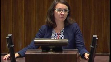 Gasiuk-Pihowicz: kandydatura sędziego będzie poddawana ocenom politycznym w Sejmie