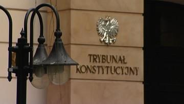 01-12-2015 18:33 Polsat News: PiS ogłosiło nazwiska pięciu kandydatów na sędziów Trybunału Konstytucyjnego