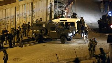 15-02-2016 05:32 Izrael: dwóch Palestyńczyków zginęło w strzelaninie z policją