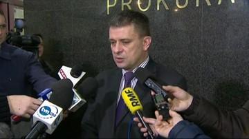 11-02-2016 15:10 Prokuratura: Zbigniew Maj pojawia się w aktach śledztwa, które prowadzimy