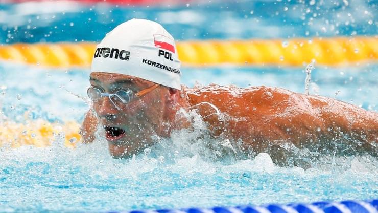 Rekordy Polski sztafet 4x100 m stylem zmiennych