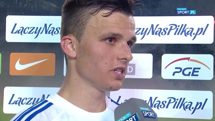 Lipski: Nie byliśmy w stanie sprostać Lechowi