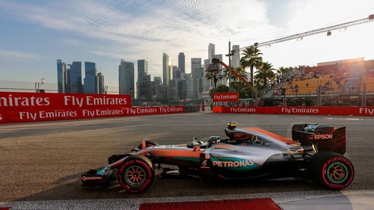 Formuła 1: GP Singapuru do 2021 roku
