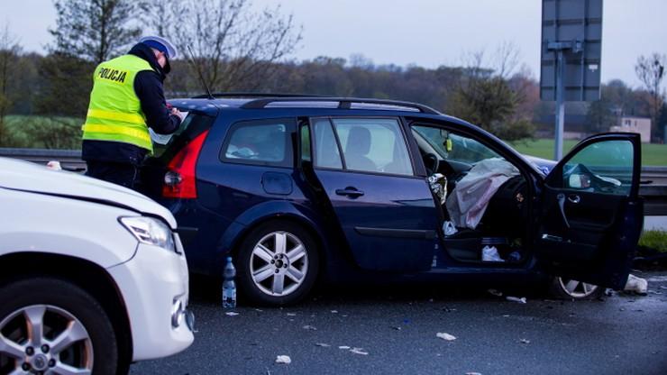 Tragiczne święta na drogach. W 187 wypadkach zginęło 19 osób
