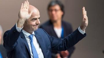 2016-02-26 Infantino, czyli sympatyczny pan od losowań następcą Blattera
