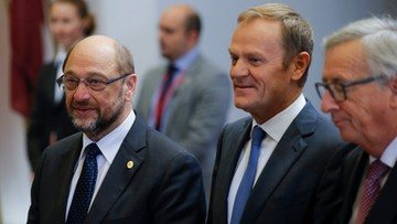 24-11-2016 16:34 Tusk nie zamierza wycofywać się z polityki unijnej