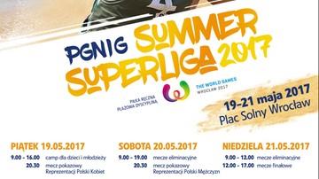 2017-05-20 Turniej PGNiG Summer Superliga na wrocławskim placu Solnym