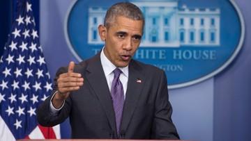 29-04-2016 05:23 Obama: przyjmiemy 10 tys. uchodźców z Syrii zgodnie z planem