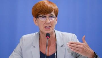 """Rafalska: prawie 887 tys. wniosków w programie """"500 plus"""" na nowy okres zasiłkowy"""