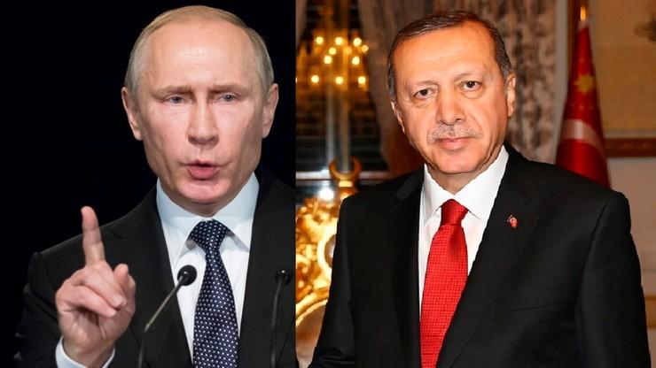 Erdogan i Putin zdeterminowani, by ożywić stosunki turecko-rosyjskie