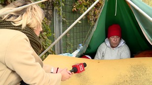Jest chora i bezdomna - studenci chcą jej wynająć mieszkanie na zimę