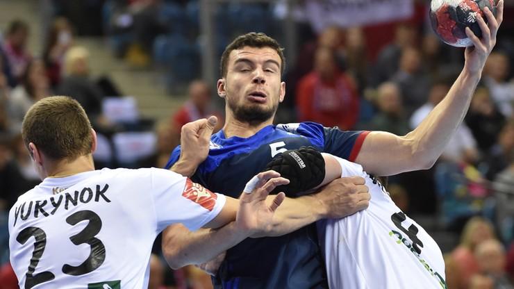 Francja zmiażdżyła Białoruś. Do przerwy było 20:5!