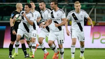 2015-09-17 Legia i Lech rozpoczynają fazę grupową Ligi Europy